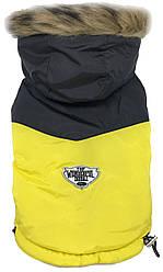 Куртка для животных Добаз, Куртка Traveler желтый
