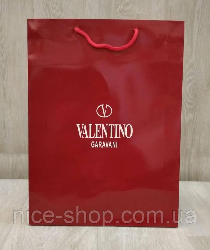 Подарочный пакет Valentino,вертикаль,maxi, фото 2