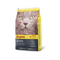 Корм для котов Josera CateLux 10 кг