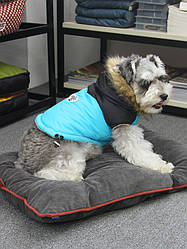 Куртка для животных Добаз, Куртка Traveler голубой