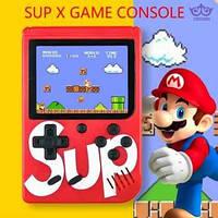 Портативная игроваяприставка SEGA 8bit SUP Game Box. 400 игр