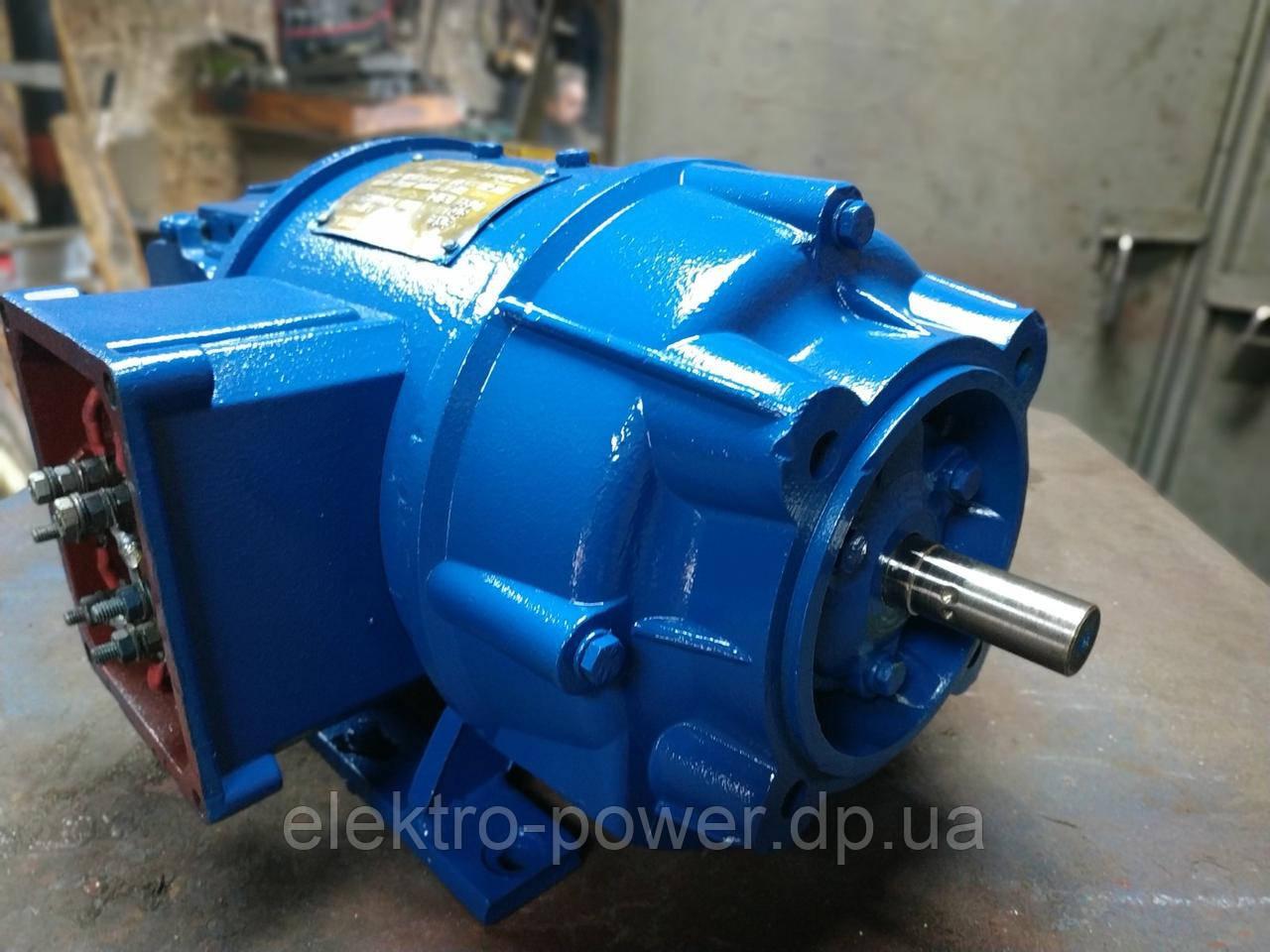Электродвигатель постоянного тока П12 У3 0,44 кВт 1500-3000 об/мин