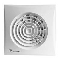 Вытяжной вентилятор малошумный SILENT-100 CZ 12V Soler&Palau Испания белый