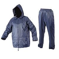 Дождевик куртка и брюки синий 41401, Lahti Рro размер 2XL
