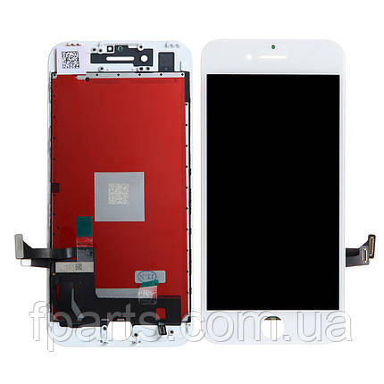 "Дисплей iPhone 7 (4.7"") з тачскріном, White (Original PRC), фото 2"
