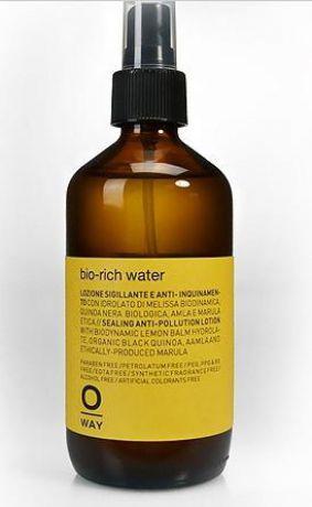 Спрей против загрязненных волос Rolland  Oway Bio-Rich Water 240мл.