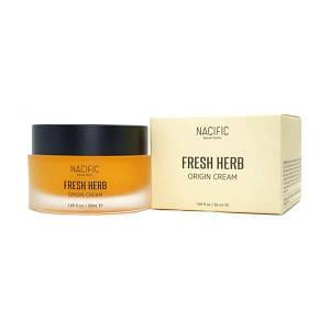 Питательный крем с маслами Ши и бергамота NACIFIC Fresh Herb Origin Cream, 50 мл.