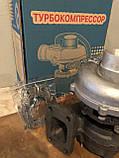 Турбокомпрессор Турбина ТКР 6 (МТЗ, ЮМЗ, Зил Бычок, Д-240,245 ТРК), фото 4