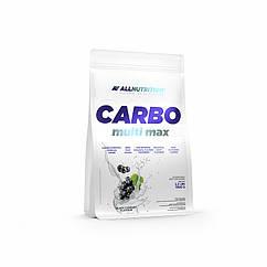 Энергетик карбо углеводы All Nutrition Carbo Multi Max (1 кг) алл нутришн lemon