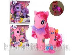 Музыкальная лошадка - единорог My Little Pony  / Фигурка Пони  0186