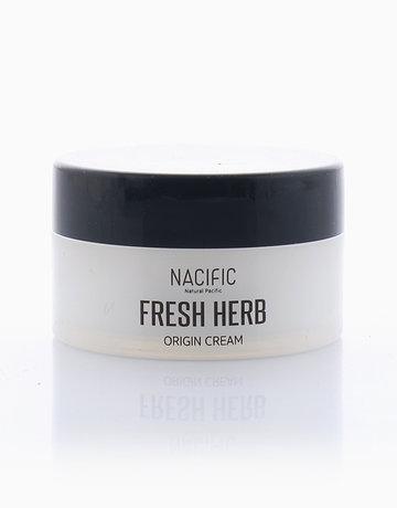 Питательный крем с маслами Ши и бергамота NACIFIC Fresh Herb Origin Cream,12 гр.