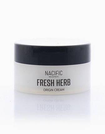 Питательный крем с маслами Ши и бергамота NACIFIC Fresh Herb Origin Cream,12 гр., фото 2