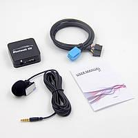 Автомобільний МР3 адаптер WEFA WF-603 USB зарядка/BLUETOOTH для Renault 8p