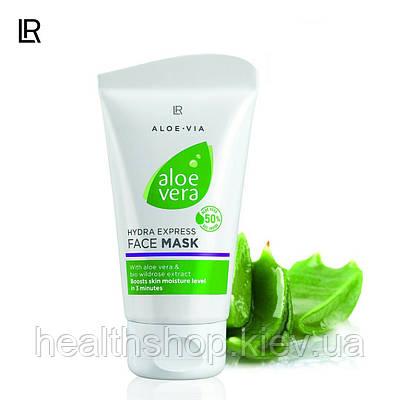 Зволожуюча експрес-маска для інтенсивного зволоження шкіри обличчя, шиї і декольте.