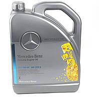 Оригинальное моторное масло Mercedes 5W40 (5л) (MB229.5)