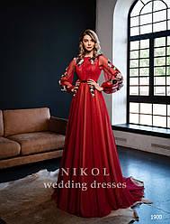 Вечернее, выпускное платье № 1900