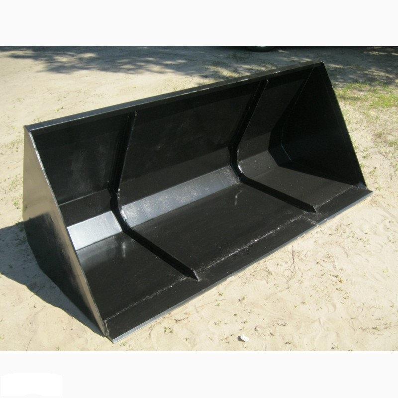 Ковш на фронтальный погрузчик 1,8 м³ с EURO навеской