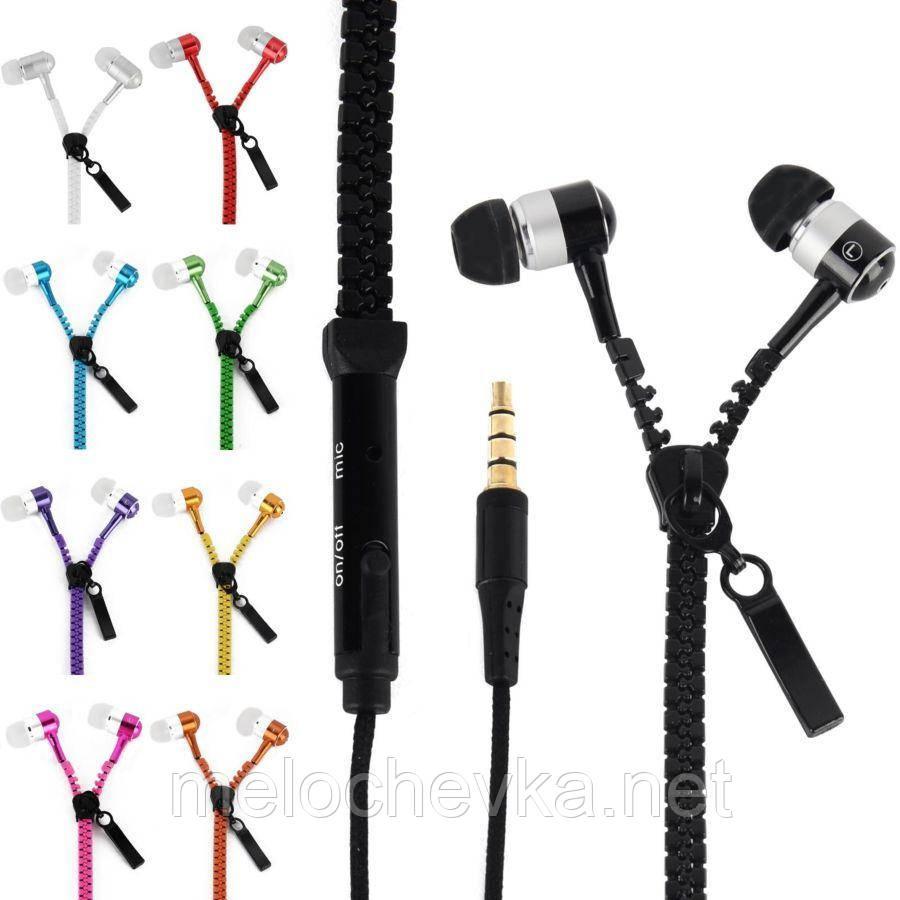 Наушники с микрофоном для телефона