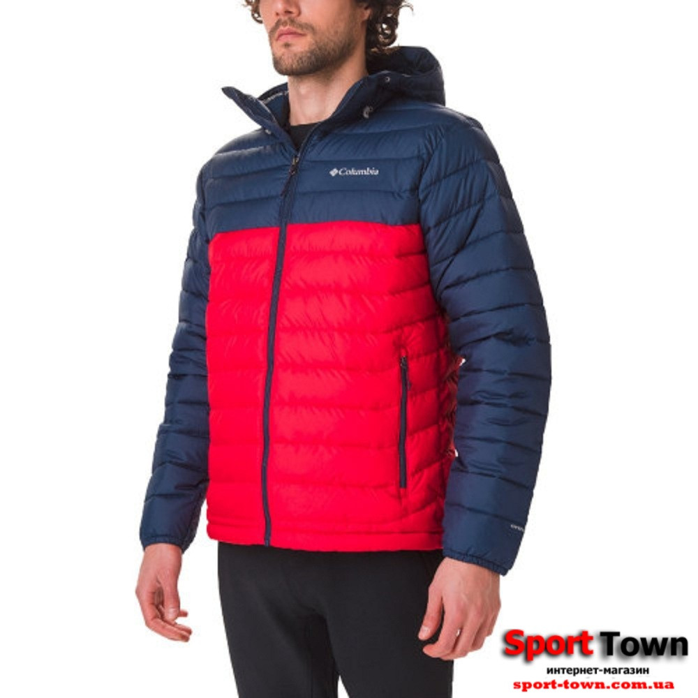 Columbia Powder Lite™ Hooded Jacket M  WO1151-616