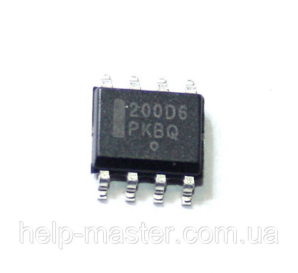 Микросхема NCP1200D60R2G (SOIC-8)