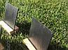 Меловые грифельные доски 9,5 х 9,5 см, фото 4