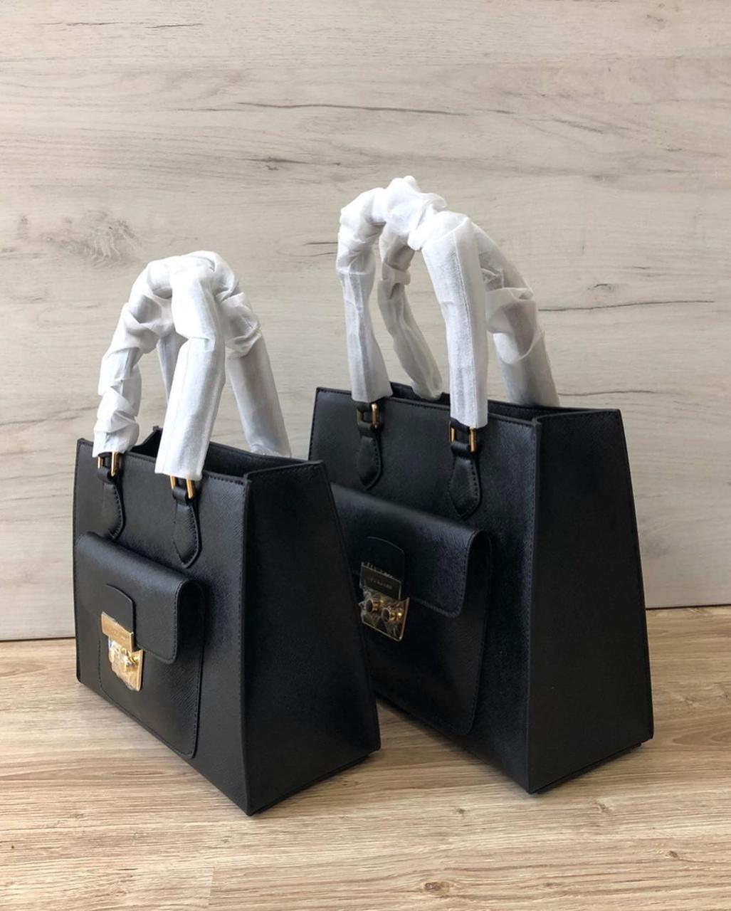 Велика сумка з кишенями спереду мірний