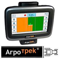 GPS Курсоуказатель для трактора (сельхоз навигатор) AgroTrek CS-Basic