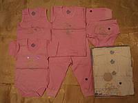 Детский набор  одежды для малышей из очень качественного хлопка