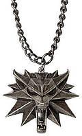 Медальон JINX Witcher - Wild Hunt Medallion and Chain