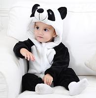 """Детская пижама кигуруми для мальчика """"Панда"""""""