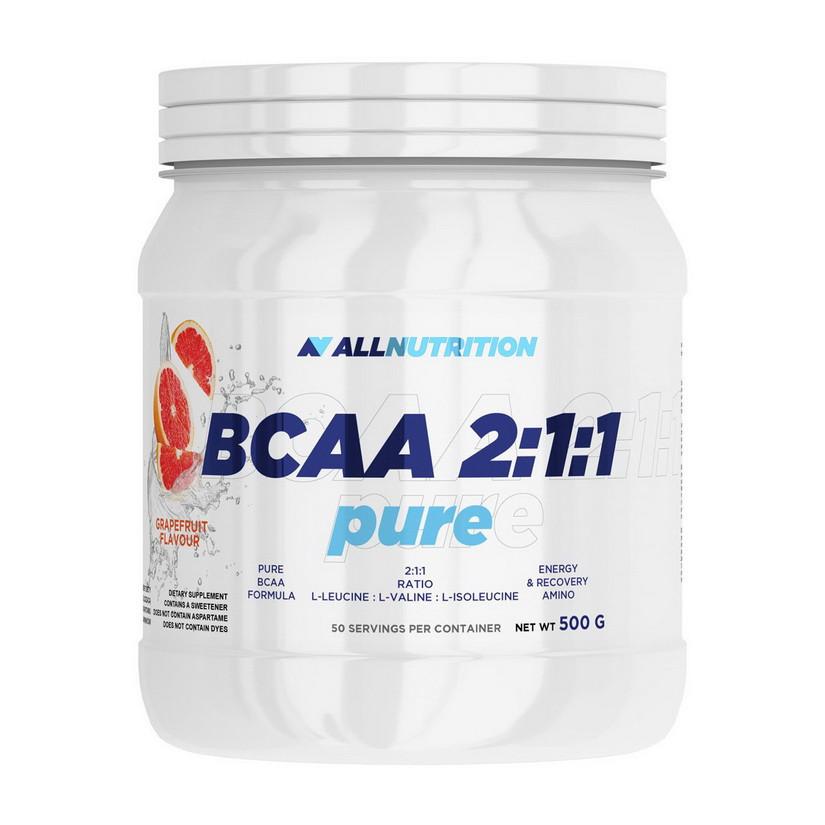 БЦАА AllNutrition BCAA 2:1:1 (500 г) алл нутришн cola