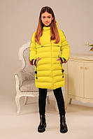 Курточка зимняя подростковая на девочку TM Manifik