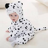 """Детская пижама кигуруми для мальчика """"Барс"""""""