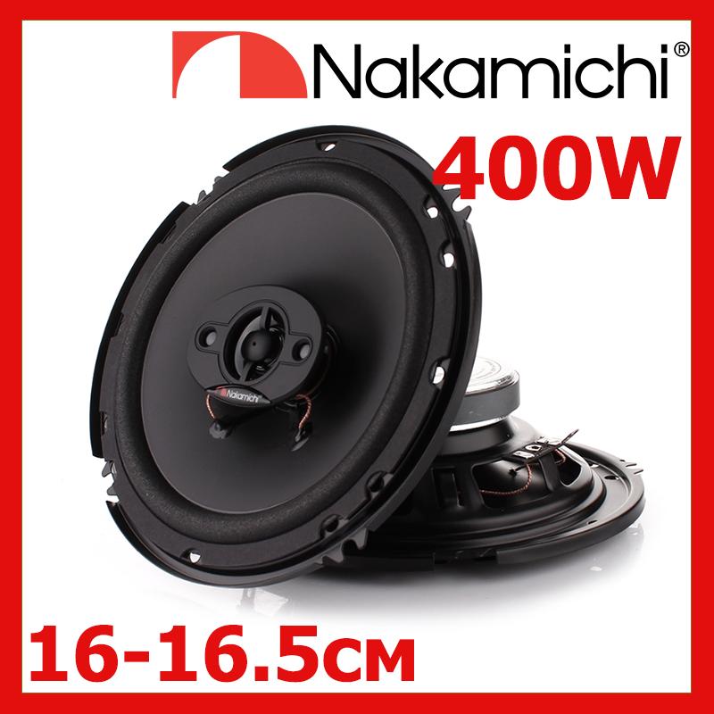Автомобильная акустика Nakamichi NSE-1617 400Вт