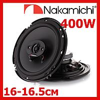Автомобильная акустика Nakamichi NSE-1617 400Вт, фото 1