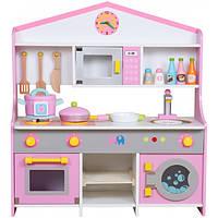 Деревянная кухня детская ENERO JUNIOR CHEF MAXI
