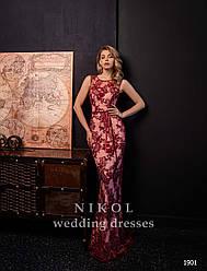 Вечернее, выпускное платье № 1901