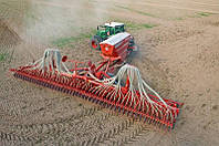 Пневматична зернова сівалка Kverneland DG12 ґрунтообробки Crossboard