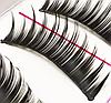 Тренировочные ресницы для учебной головы 10 пар №9, фото 3