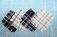 """Твид """" костюмы Шанель""""  цвет Голубой  пог. м. № 107, фото 1"""
