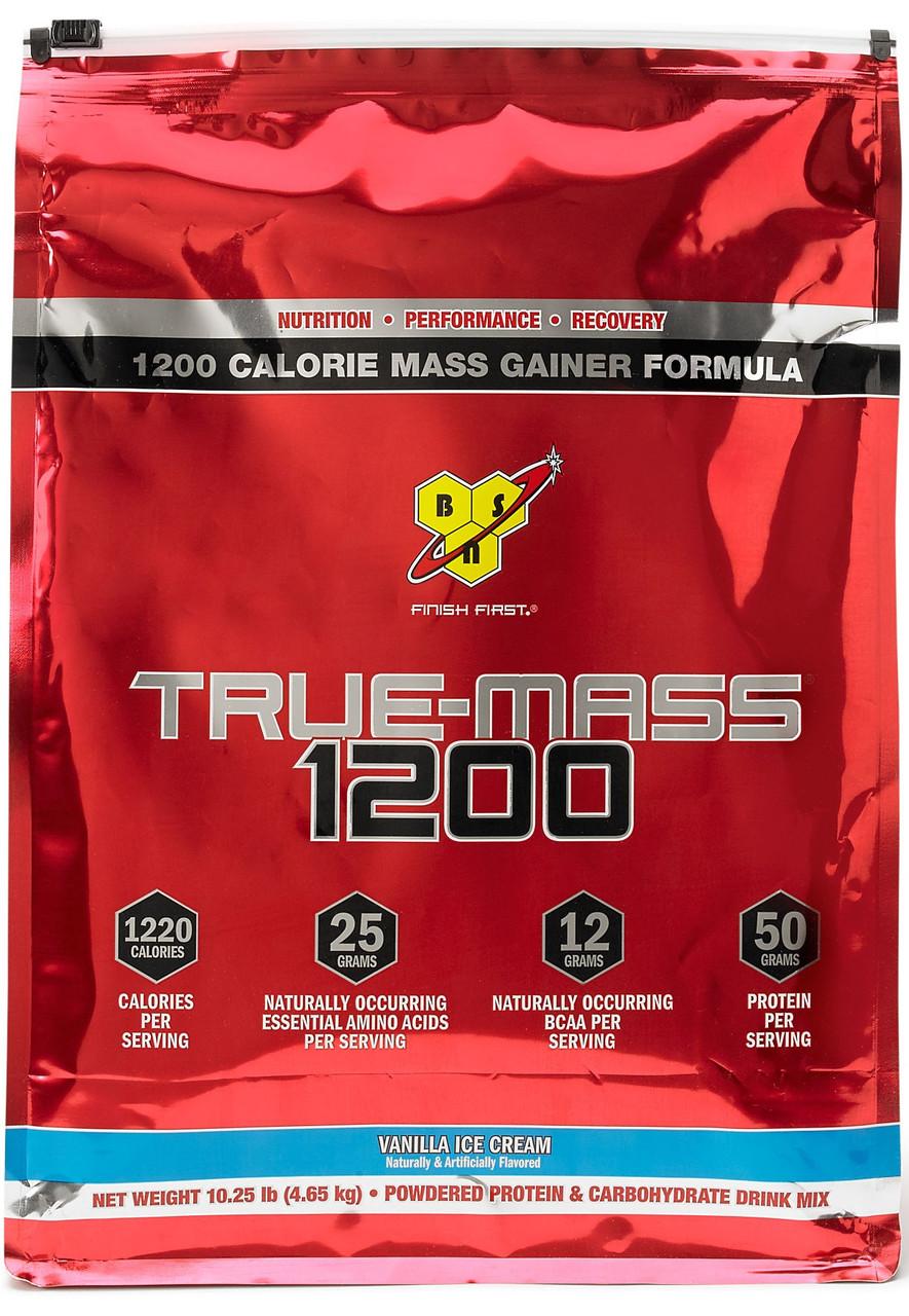 Гейнер BSN - True Mass 1200 (4710 грамм)