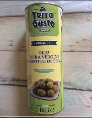 Оливкова олія 1 літр холодного віджиму