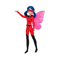Куклу Miraculous Леди Баг и Супер Кот серии Делюкс - Леди Баг с крыльями 26 см (39904)