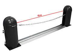 Шлагбаум цепной барьер Chain Barrier DoorHan проема до 15 метров