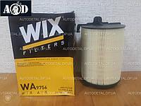 Фильтр воздушный VW Caddy III 1.2/1.6/2.0 (бензин) 2004-->2010 Wix (Польша) WA9756