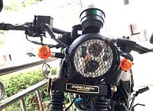 Захист елементів мотоцикла, дуги