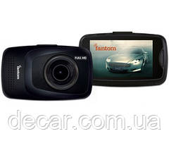 "Видео-регистратор - 1Мп камера - дисп. 2.7"" - до 30 FPS - 1920х1080 - NTK проц - ""Fantom"" DVR-901FHD"