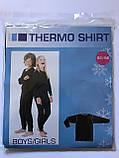 Термокофта детская 4-5 лет, рост 104-110, Голландия, фото 8