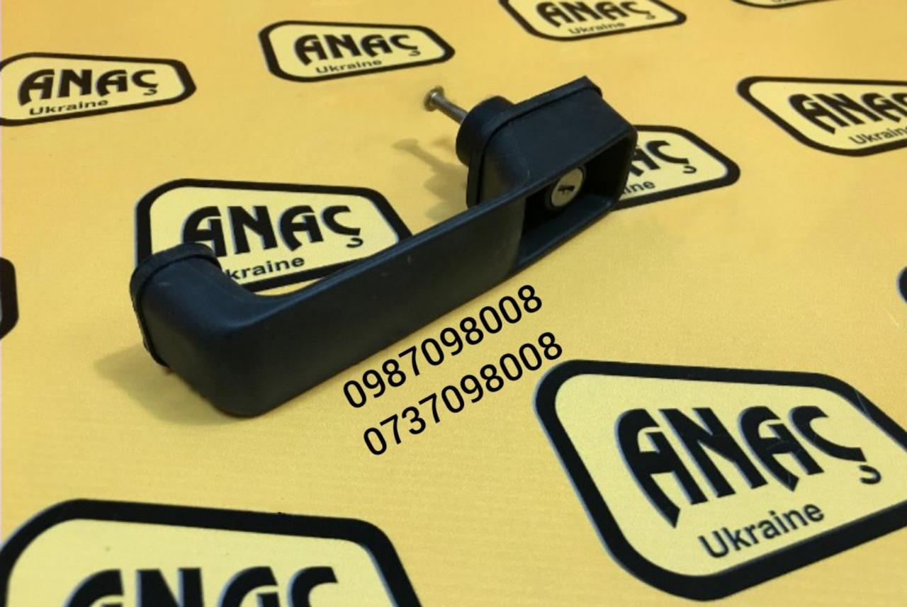 Дверная ручка для кабины на JCB 3CX/4CX номер : 123/04067, 159/70189, 159/70280