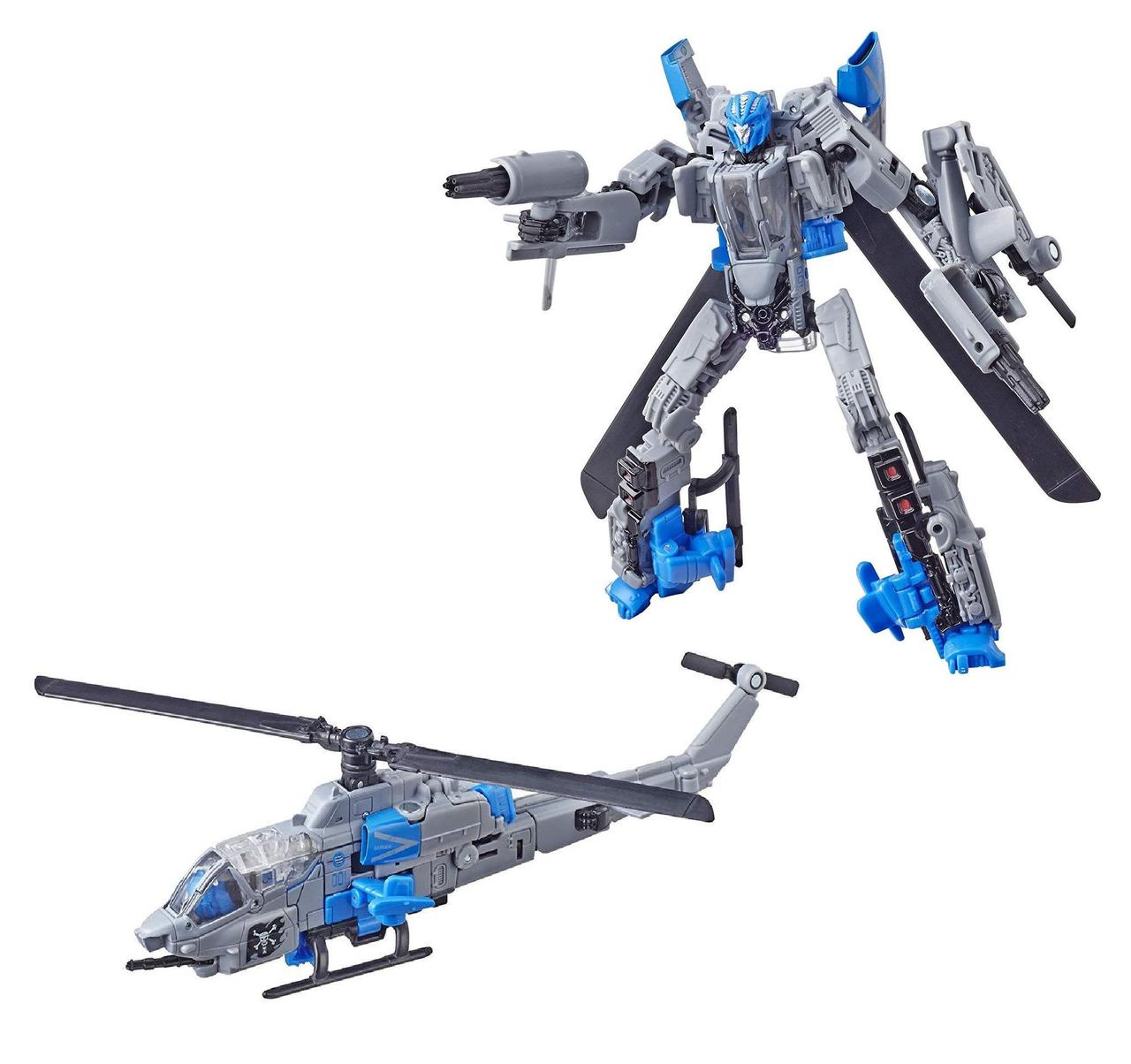 Робот-трансформер Hasbro Дропкик, Студийная серия - Dropkick, Studio Series, Deluxe Class